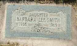 SMITH, BARBARA LEE - Pima County, Arizona | BARBARA LEE SMITH - Arizona Gravestone Photos