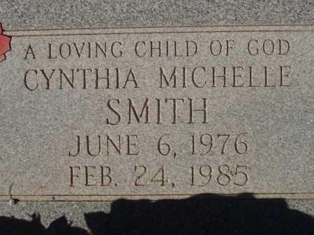SMITH, CYNTHIA MICHELLE - Pima County, Arizona | CYNTHIA MICHELLE SMITH - Arizona Gravestone Photos