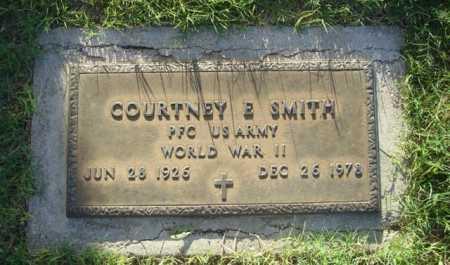 SMITH, COURTNEY E. - Pima County, Arizona | COURTNEY E. SMITH - Arizona Gravestone Photos