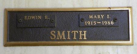 SMITH, MARY I - Pima County, Arizona | MARY I SMITH - Arizona Gravestone Photos