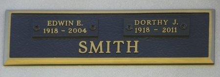 SMITH, EDWIN E - Pima County, Arizona | EDWIN E SMITH - Arizona Gravestone Photos