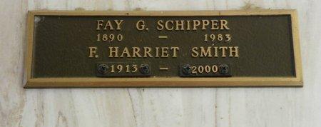 SMITH, F HARRIET - Pima County, Arizona | F HARRIET SMITH - Arizona Gravestone Photos