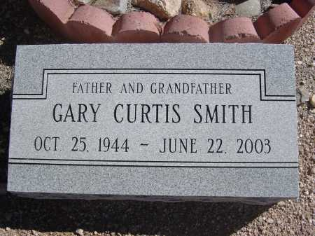 SMITH, GARY CURTIS - Pima County, Arizona | GARY CURTIS SMITH - Arizona Gravestone Photos
