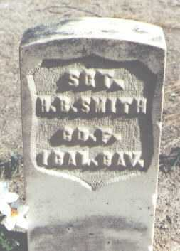 SMITH, H. B. - Pima County, Arizona | H. B. SMITH - Arizona Gravestone Photos