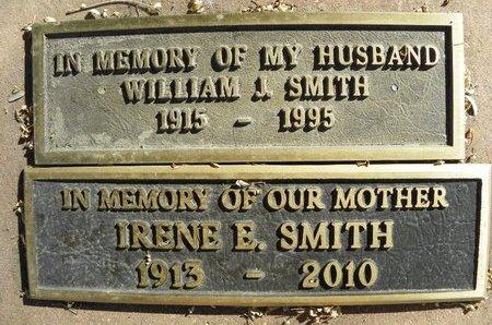 SMITH, IRENE E - Pima County, Arizona | IRENE E SMITH - Arizona Gravestone Photos
