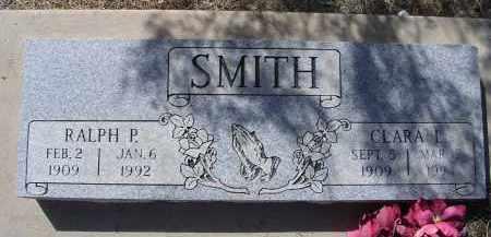 SMITH, CLARA L. - Pima County, Arizona   CLARA L. SMITH - Arizona Gravestone Photos