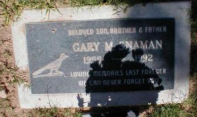 SNAMAN, GARY M. - Pima County, Arizona | GARY M. SNAMAN - Arizona Gravestone Photos