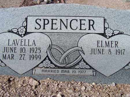 SPENCER, LAVELLA - Pima County, Arizona | LAVELLA SPENCER - Arizona Gravestone Photos