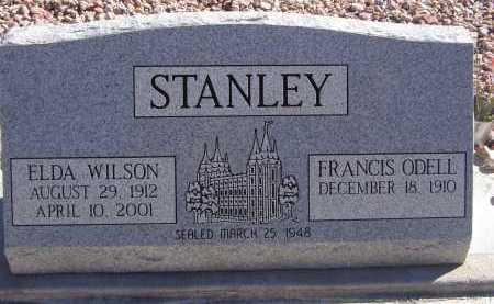 STANLEY, FRANCIS ODELL - Pima County, Arizona   FRANCIS ODELL STANLEY - Arizona Gravestone Photos