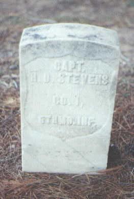 STEVENS, H. D. - Pima County, Arizona | H. D. STEVENS - Arizona Gravestone Photos