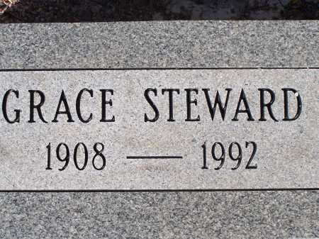 STEWARD, GRACE - Pima County, Arizona | GRACE STEWARD - Arizona Gravestone Photos