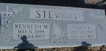 STEWART, KENNETH M. - Pima County, Arizona | KENNETH M. STEWART - Arizona Gravestone Photos