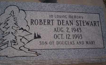 STEWART, ROBERT DEAN - Pima County, Arizona | ROBERT DEAN STEWART - Arizona Gravestone Photos