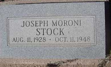 STOCK, JOSEPH MORONI - Pima County, Arizona | JOSEPH MORONI STOCK - Arizona Gravestone Photos