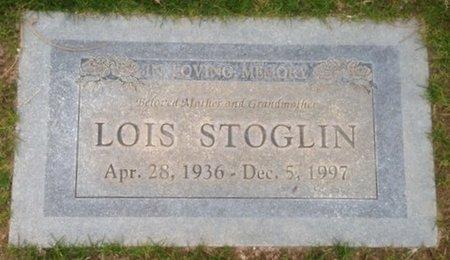 STOGLIN, LOIS - Pima County, Arizona | LOIS STOGLIN - Arizona Gravestone Photos