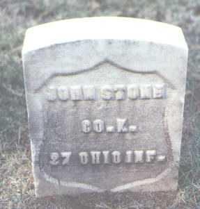 STONE, JOHN - Pima County, Arizona | JOHN STONE - Arizona Gravestone Photos