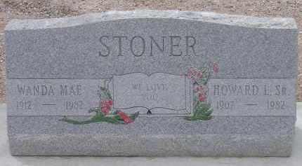 STONER, HOWARD L. - Pima County, Arizona | HOWARD L. STONER - Arizona Gravestone Photos