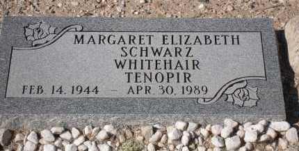 TENOPIR, MARGARET ELIZABETH - Pima County, Arizona | MARGARET ELIZABETH TENOPIR - Arizona Gravestone Photos