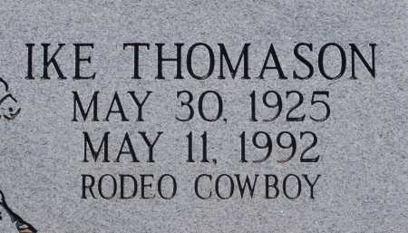 THOMASON, IKE - Pima County, Arizona | IKE THOMASON - Arizona Gravestone Photos