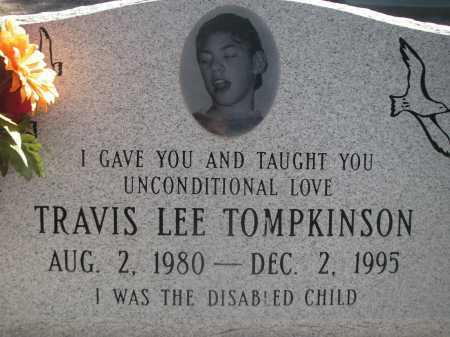 TOMPKINSON, TRAVIS LEE - Pima County, Arizona | TRAVIS LEE TOMPKINSON - Arizona Gravestone Photos
