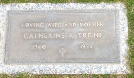 TREJO, CATHERINE R. - Pima County, Arizona | CATHERINE R. TREJO - Arizona Gravestone Photos