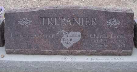 GRENIER TREPANIER, FRANCOISE - Pima County, Arizona | FRANCOISE GRENIER TREPANIER - Arizona Gravestone Photos