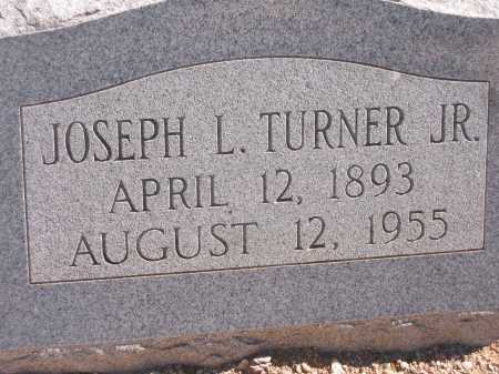 TURNER, JR., JOSEPH L. - Pima County, Arizona | JOSEPH L. TURNER, JR. - Arizona Gravestone Photos