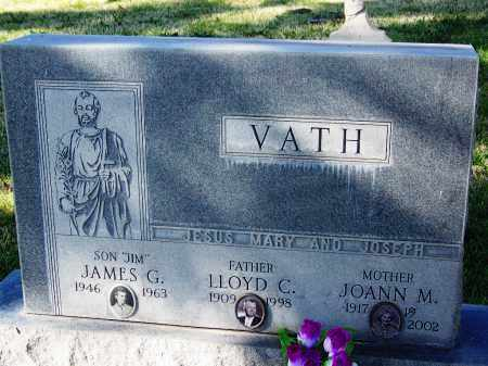 VATH, JOANN M. - Pima County, Arizona | JOANN M. VATH - Arizona Gravestone Photos