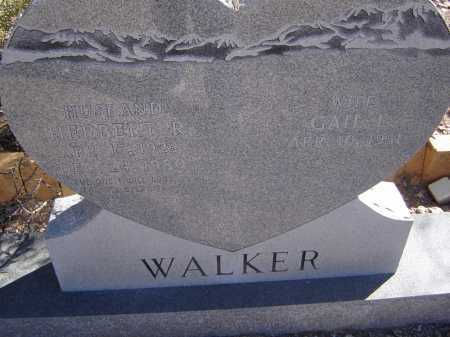 WALKER, GAIL L. - Pima County, Arizona | GAIL L. WALKER - Arizona Gravestone Photos