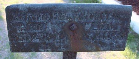 COGART WALKER, MYRTIS FAY - Pima County, Arizona   MYRTIS FAY COGART WALKER - Arizona Gravestone Photos