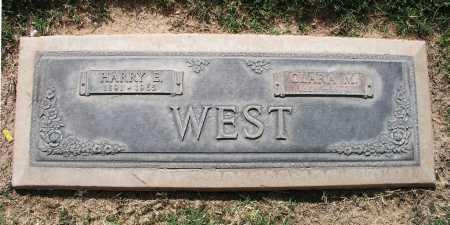 WEST, CLARA M. - Pima County, Arizona | CLARA M. WEST - Arizona Gravestone Photos