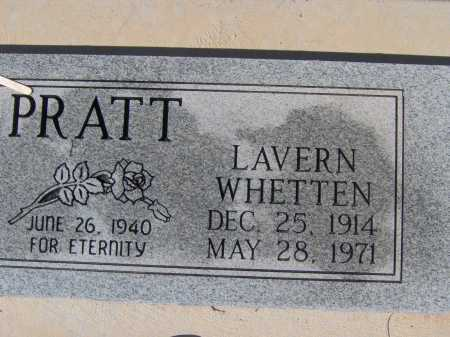 WHETTEN, LAVERN - Pima County, Arizona | LAVERN WHETTEN - Arizona Gravestone Photos