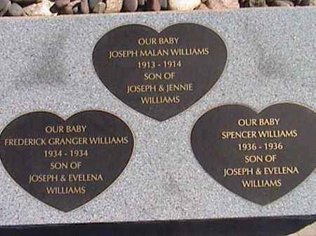 WILLIAMS, JOSEPH MALAN - Pima County, Arizona | JOSEPH MALAN WILLIAMS - Arizona Gravestone Photos