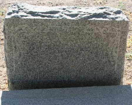 WILLINGHAM, C.B. - Pima County, Arizona | C.B. WILLINGHAM - Arizona Gravestone Photos