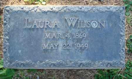 KIMBALL WILSON, LAURA E. - Pima County, Arizona | LAURA E. KIMBALL WILSON - Arizona Gravestone Photos