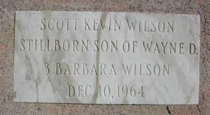 WILSON, SCOTT KEVIN - Pima County, Arizona   SCOTT KEVIN WILSON - Arizona Gravestone Photos