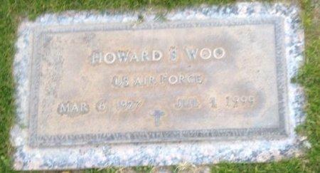 WOO, HOWARD S - Pima County, Arizona | HOWARD S WOO - Arizona Gravestone Photos