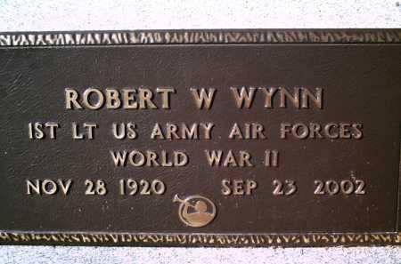 WYNN, ROBERT W. - Pima County, Arizona | ROBERT W. WYNN - Arizona Gravestone Photos