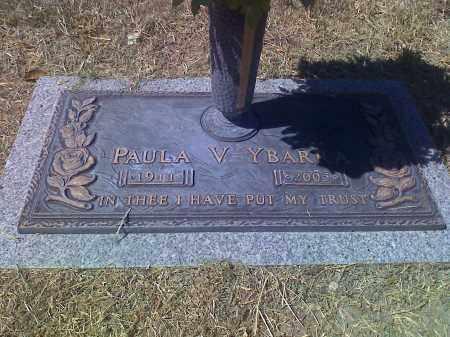 VALDEZ YBARRA, PAULA - Pima County, Arizona   PAULA VALDEZ YBARRA - Arizona Gravestone Photos
