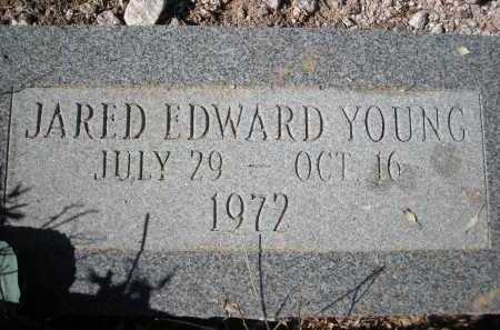YOUNG, JARED EDWARD - Pima County, Arizona | JARED EDWARD YOUNG - Arizona Gravestone Photos