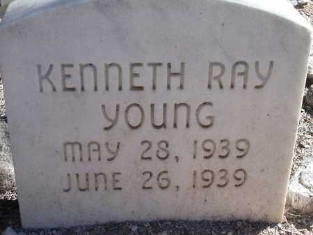 YOUNG, KENNETH RAY - Pima County, Arizona | KENNETH RAY YOUNG - Arizona Gravestone Photos
