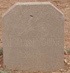 YOUNG, LILLIAN - Pima County, Arizona | LILLIAN YOUNG - Arizona Gravestone Photos