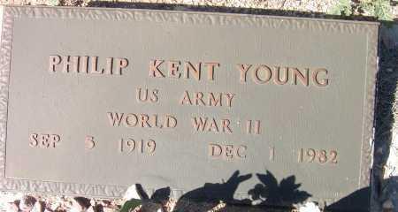 YOUNG, PHILLIP KENT - Pima County, Arizona | PHILLIP KENT YOUNG - Arizona Gravestone Photos