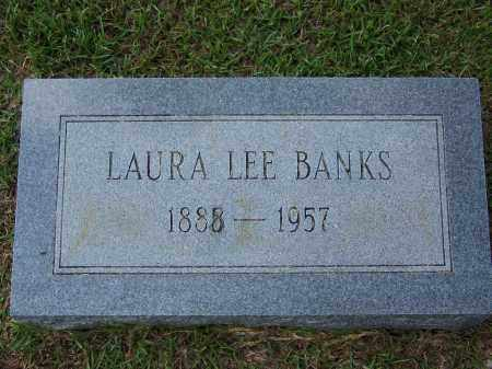 BANKS LEE, LAURA - Cleveland County, Arkansas | LAURA BANKS LEE - Arkansas Gravestone Photos