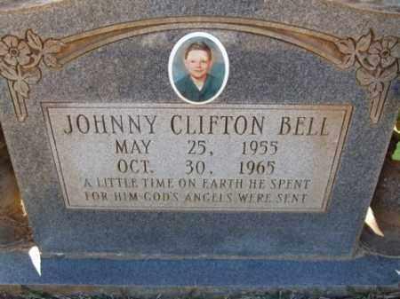 BELL, JOHNNY CLIFTON - Cleveland County, Arkansas | JOHNNY CLIFTON BELL - Arkansas Gravestone Photos