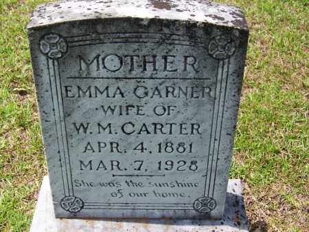 CARTER, EMMA - Cleveland County, Arkansas | EMMA CARTER - Arkansas Gravestone Photos