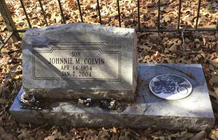 COLVIN, JOHNNIE M - Cleveland County, Arkansas | JOHNNIE M COLVIN - Arkansas Gravestone Photos