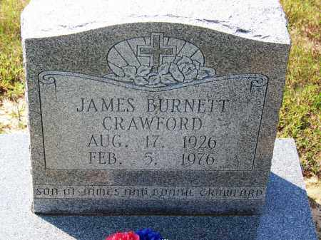 CRAWFORD, JAMES BURNETTE - Cleveland County, Arkansas | JAMES BURNETTE CRAWFORD - Arkansas Gravestone Photos