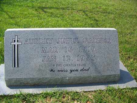 GARNER, AUBREY JEWEL - Cleveland County, Arkansas | AUBREY JEWEL GARNER - Arkansas Gravestone Photos
