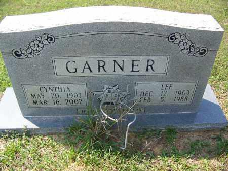 GARNER, LEE - Cleveland County, Arkansas | LEE GARNER - Arkansas Gravestone Photos